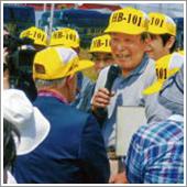 HB-101について語る大久保伸さんです。